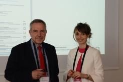 Dr Sławomir Heller i Dr Agata Ciołkosz-Styk (źródło własne)