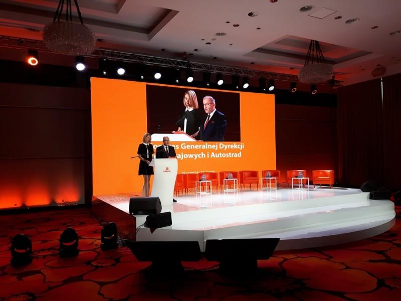 Krzysztof Kondraciuk otwiera I. Kongres GDDKiA